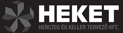 HEKET Herczeg és Keller Tervező Kft.