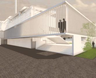 Paksi labdarúgó stadion fejlesztése