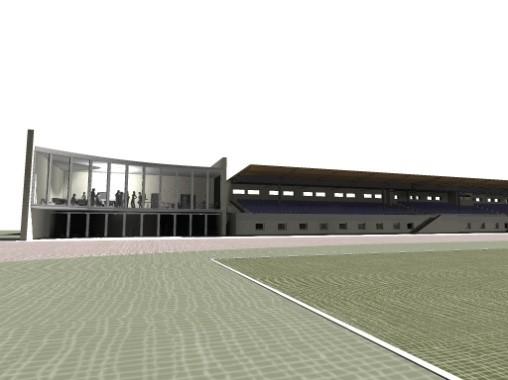 Labdarúgó stadion fejlesztése