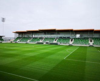 Paks, futball stadion