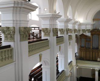Békéscsabai Evangélikus Nagytemplom felújítása